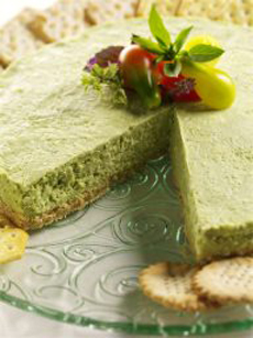 Basil Cheesecake Recipe
