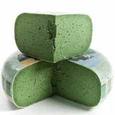 Basiron Green Pesto Gouda