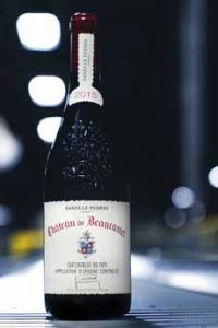 Beaucastel Wine