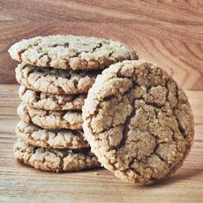 Finally Ginger Cookies