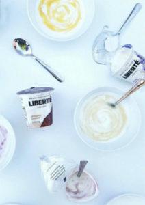 Liberte Organic Yogurt