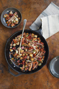 Beef & Bacon Hash Recipe