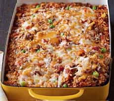 Casserole With Ranch Dressing