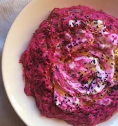 Beet Yogurt - Samin Nosrat