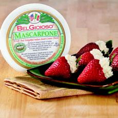 Mascarpone & Strawberries