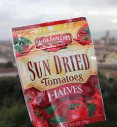 Bella Sun Luci Sundried Tomatoes Bag