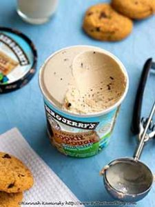 Ben & Jerry's Non Dairy Chocolate Chip Cookie Dough