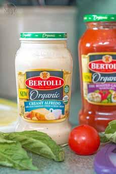 Bertolli Organic Alfredo Sauce