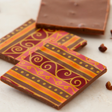 Mexican Chocolate Tiles