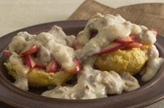 Biscuits & Gravy Recipe
