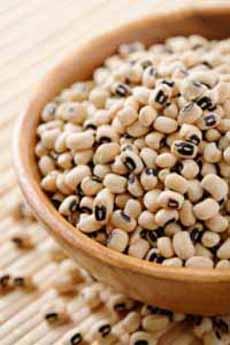 Blackeyed Peas In Bowl