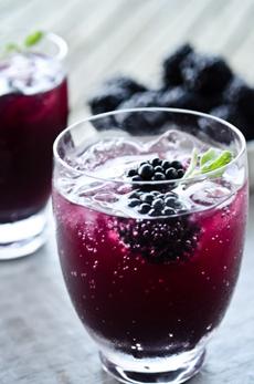 Blackberry Cooler
