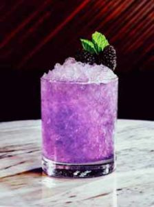Blackberry Smash Cocktail Recipe
