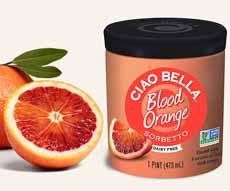 Ciao Bella Blood Orange Sorbet