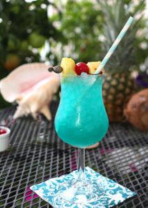 Blue Hawaii Cocktail