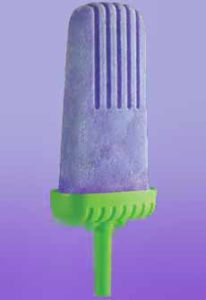 Blueberry Yogurt Pop