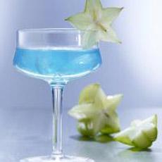 Blue Chanukah Cocktail Recipes