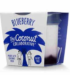Coconut Collaborative Blueberry Yogurt