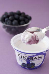Chobani Blueberry