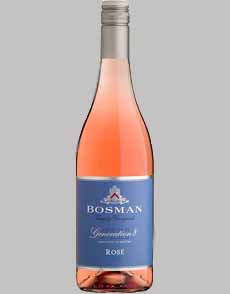 Bosman Rose Wine