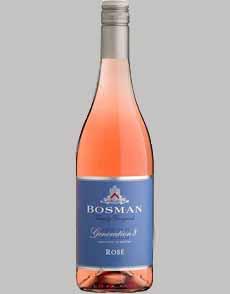 Bosman Rose Wine