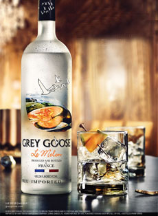 GREY GOOSE GREY GOOSE LE MELON