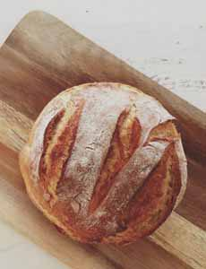 French Boule Loaf
