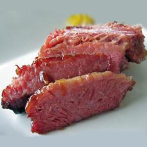 Sliced Corned Beef