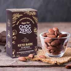 Choc Zero Almond Bars