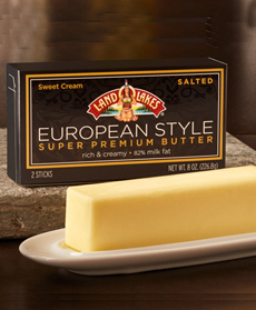 Land O Lakes European Style Butter