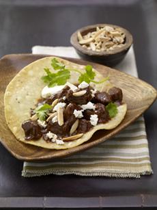 Mole Tacos