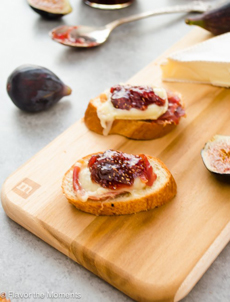 Fig Spread With Cheese