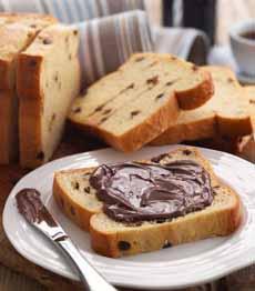 Brioche Nutella St Pierre Bakery