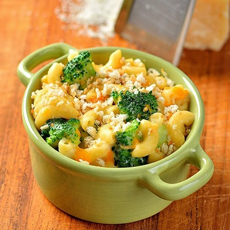Macaroni & Cheese Broccoli