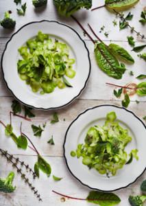 Broccoli Stem Salad