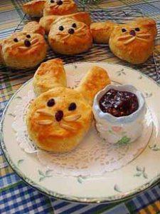 Bunny Biscuits Rabbit Biscuits Easter Biscuits