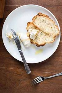 Burrata With Toast