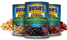 Low Sodium Canned Beans