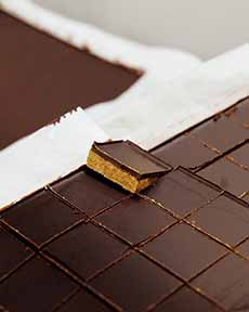 Mid-Day Squares, Chocolate Bars That Are Functional  Foods