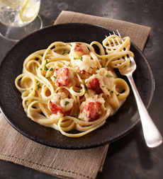 Linguine With Lobster