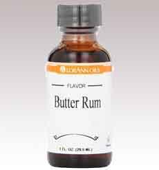 Butter Rum Flavor Lorann