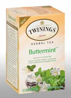 Twinings Buttermint Herbal Tea
