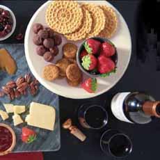 Chocolate & Cheese
