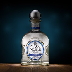 Casa Noble Blanco Crystal Tequila