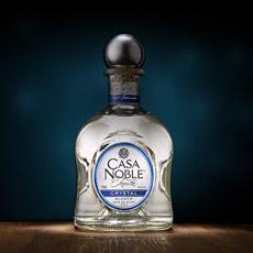 Casa Noble Blanco Crystal Tequila