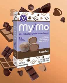 My/Mo Vegan Ice Cream