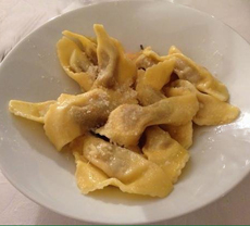 Ligurian Pasta