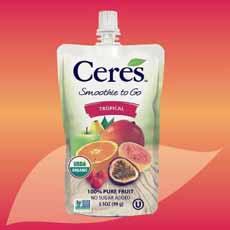 Ceres Smoothie To Go