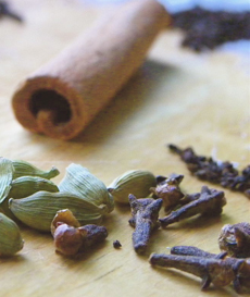 Chai Tea Spices