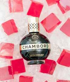 Chambord Jello Shots